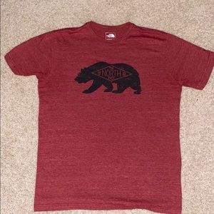 North Face Graphic Tee
